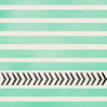ALLYSON MINT STRIPES